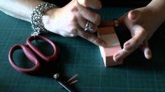 Kleine Box mit dem Envelope Punch Board