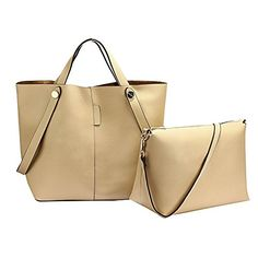 6ea4d59fd1 SALE PRICE -  21.99 - Womens Shoulder Bags Ladies Designer Faux Leather New  Celebrity Style Tote