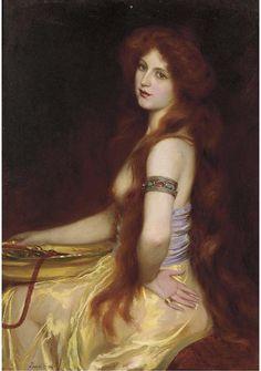 Jean Sala (1895 - ?) - Salome