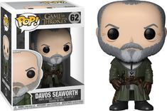 Game of Thrones Davos Mervault POP Vinyl Figure-NEW EN STOCK