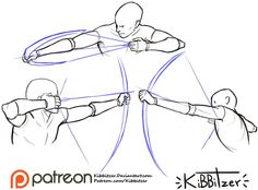 Archery poses by Kibbitzer on Deviantart Drawing Reference Poses, Anatomy Reference, Design Reference, Hand Reference, Drawing Techniques, Drawing Tips, Drawing Sketches, Drawing Tutorials, Video Tutorials