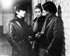 François Truffaut directs Claude Jade and Jean-Pierre Léaud in Domicile conjugal, 1970