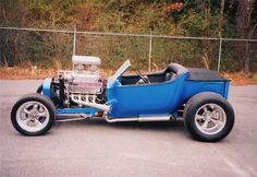 T-Bucket Roadster | Barrett-Jackson Lot: 32 - 1923 FORD T-BUCKET CUSTOM ROADSTER