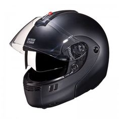 Outer Shell injected from special high impact grade of engineering thermoplastic.  Multiposition articulating optically true injected polycarbonate visor duly silicon hard coated for scratch resistance properties.  regulated density EPS concussion padding lined with specially treated anti allergic velveteen.  The helmet is equipped with a second sun visor which is made from tinted Polycarbonate & is duly silicon hard coated.  Removable and replaceable liners. Full Face Helmets, Matte Black, Ninja, Engineering, Shell, Sun, Ninjas, Technology, Conch