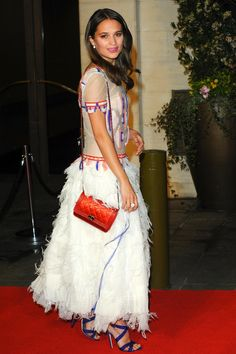 Alicia Vikander: 4 Things to Know About the Actress and Fashion Star   StyleCaster