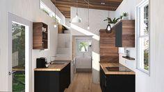 ATELIER PRAXIS I Service de design d'intérieur   TINY HOUSE