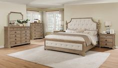 Discover the best coastal bedroom furniture sets, which includes matching coastal beds, beach dressers, coastal headboards, beach nightstands, and more. Twin Bedroom Sets, Wood Bedroom Sets, Wood Bedroom Furniture, Cottage Furniture, Coastal Furniture, Home Furniture, Beach House Bedroom, Furniture Styles, Nightstands
