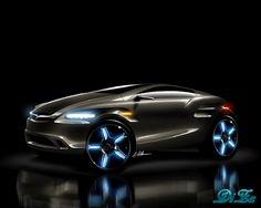 Анимация: Авто будущего из категории Автомобили