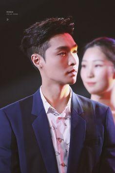 He doesn't even look real Chanyeol, Exo Kai, Kyungsoo, Lay Exo, Kim Jong Dae, Yixing Exo, Youth Day, Kim Minseok, Exo Ot12
