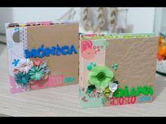TUTORIAL: #2 Encuadernación con ESCARTIVANAS (Álbum Juega Conmigo!!) - YouTube Album Scrapbook, Crafts For Kids, Diy, Gift Wrapping, Youtube, Tools, How To Make, Craft Videos, Craft Kids
