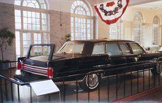 Ronald Reagan Presidential Limousine