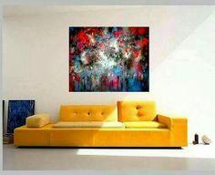Peinture abstraite abstraction abstract art moderne