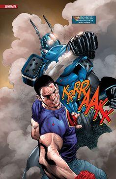 Batman v. Superman Batman/Superman #21