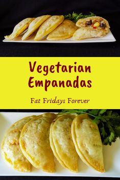 A vegetarian twist on traditional empanadas, or Mexican hand pies
