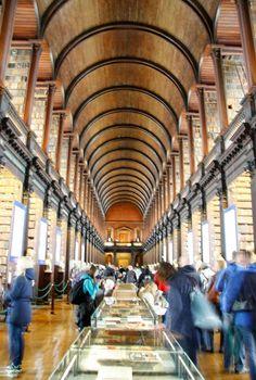 The Long Room - Dublin
