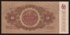 50 korun, 1919