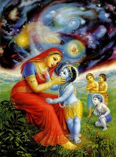 Lord Krishna is adored by children and grown-ups alike in India. Here are 10 childhood stories of Sri Krishna that children will love listening to. Baby Krishna, Lord Krishna, Arte Krishna, Krishna Leela, Krishna Radha, Yashoda Krishna, Radha Krishna Pictures, Krishna Images, Bhagavata Purana
