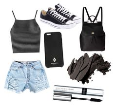 Untitled #66 by jessie2705 on Polyvore featuring polyvore, fashion, style, Topshop, Converse, Dolce&Gabbana, County Of Milan, By Terry and Bobbi Brown Cosmetics