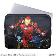 Avengers Classics   Iron Man Flying Forward Computer Sleeve #marvelsuperheroes #avengersendgame #marvelcomputersleeves Neoprene Laptop Sleeve, Laptop Sleeves, Iron Man Flying, Iron Man Armor, Computer Sleeve, Man Character, Cartoon Kids, Marvel Heroes, Day Use