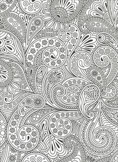 Art Of Coloring Paisley By Leisure Arts