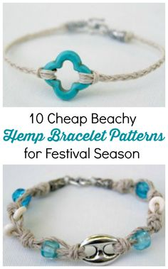 10 Cheap Beachy Hemp