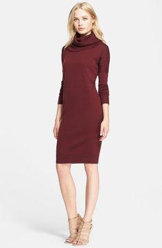 Nordstrom Sweater Dresses   Open Back Merino Wool Sweater Dress
