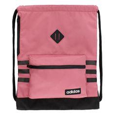 baa782430ee7e adidas Classic 3s Drawstring Backpack