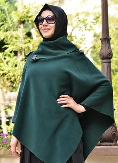18 Pouplar Hijab Fashion Ideas for Plus Size Women-Hijab Style