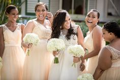 Keeping the bridal party happy is our top priority at Sweetfield Manor, Barbados