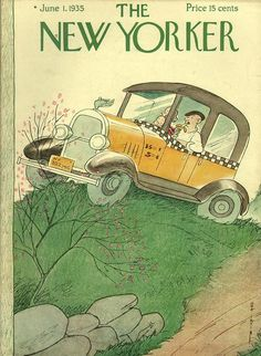 The New Yorker June 1 1935