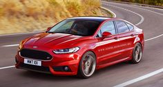 Even with an all-new Mondeo just around the corner, Ford does not seem interested in slapping an ST badge on it. In fact, they're making it into more of a premium sedan that's also a bit sporty too – not overtly sporty, though, and perhaps this is where such a variant would make sense (overt sportiness).