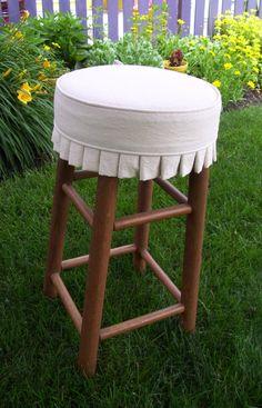 Astonishing 17 Best Bar Stool Slipcovers Images Bar Stool Slipcovers Ncnpc Chair Design For Home Ncnpcorg