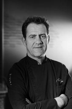Michel Sarran, chef doublement étoilé à Toulouse © Jean-Jacques Gelbart #visiteztoulouse #gastronomy #gastronomie