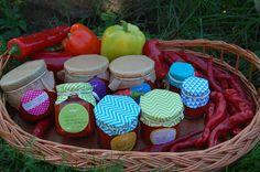 przedszkodamis: Kuchenne poczynania  papryką i  pomidorami pachnąc...