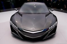 Acura NSX steps closer to reality in Detroit (pictures) - CNET Reviews