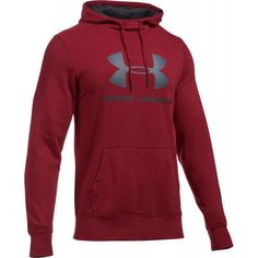 b7089ff2984 Pánská mikina Under Armour Sportstyle Fleece Graphic Hoodie -  Ultimatesports.cz - Under Armour