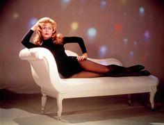 Elizabeth Montgomery in her Samantha Stevens boots, 1960s