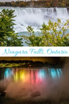 There lots of activities in Niagara Falls, Ontario, Canada that operate rain or shine, so visitors can make the most of their visit regardless of the weather. Here are some of the best things to do. Visiting Niagara Falls, Niagara Falls Ontario, Visit Canada, Backpacking Tips, Ultimate Travel, Beautiful Places To Visit, Canada Travel, Things To Do, Around The Worlds
