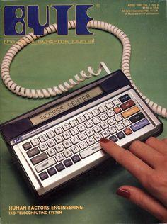 TC-200 (IXO) (BYTE magazine, April 1982).