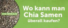 Wo kann man Chia Samen kaufen?