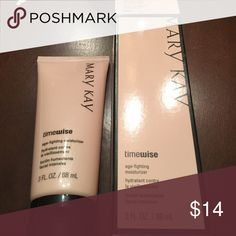 Mary Kay timewise age fighting moisturizer Brand-new in box 3 ounce tube of Mary Kay timewise age fighting moisturizer for normal to dry skin Mary Kay Other