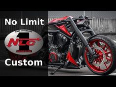 Harley Davidson V Rod Based On The Koenigsegg AGERA-R by No Limit Custom NLC! | Muscle Horsepower