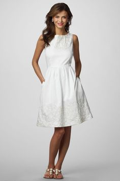 Lily Pullitzer Eryn Dress Embroidered