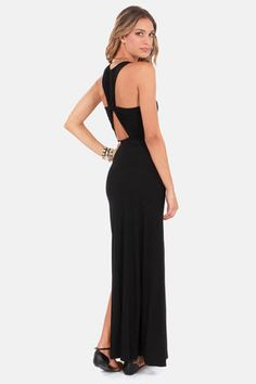 backless,  lulus.com  stretch knit  #dress