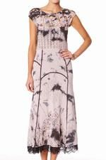 Odd Molly - 772 - shibori dress (porcelain)