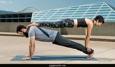Yoga poses for 2 beginners - http://yogaposes8.com/yoga-poses-for-2-beginners.html