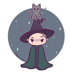 """Polubienia: 5,492, komentarze: 54 – Naomi Lord (@naomi_lord) na Instagramie: """"Professor McGonagall(s)! She's definitely one of my favourite characters from HP (especially in the…"""""""