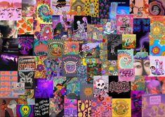 trippy stoner aesthetic laptop wallpaper