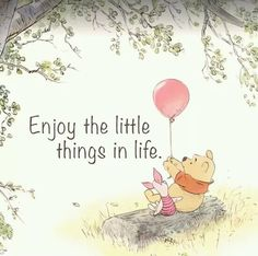 balloon, life, and piglet image