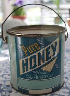 honey can